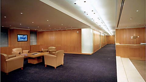 The interiors of Goldman Sachs office in New York | Nizio Design